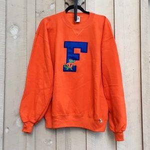 Florida Gators Retro Logo Pullover Sweatshirt